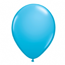 "Qualatex 11 inch Balloons - Robin Egg Blue 11"" Balloons (Fashion 100pcs)"